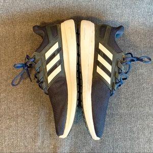 Adidas Men's Running Shoes Navy Blue 10.5